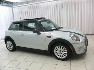 2016 MINI Cooper TURBO 3DR w/ MOONROOF & HEATED SEATS!