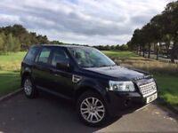 LAND ROVER FREELANDER 2 2.2TD4 HSE DIESEL, AUTOMATIC , 4x4 SUV ***TOP SPEC***BRAND NEW MOT UPON SALE