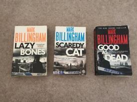 Mark Billington - book collection