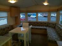 Cheap Static Caravan For Sale Ayr West Scotland Ayrshire large bedroom