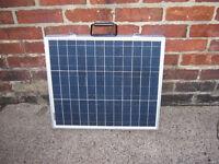 12V Solar 80w Portable Folding Kit *Free Delivery *