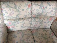 Sofa 3 seater 1 chair for free pickup