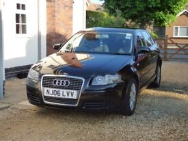 2006 Audi A3 1.6 Special Edition! 12 Months MOT! REDUCED!