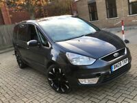 2008 FORD GALAXY 2.0 TDCI ZETEC MPV DIESEL MANUAL 7 SEAT FAMILY CAR MOT N SHARAN PREVIA ZAFIRA