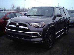 2016 Toyota 4Runner LIMITED 4X4 TOIT OUVRANT CUIR NAVI 7 PASSAGE
