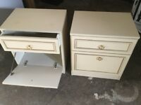 Bedside tables ....Pair
