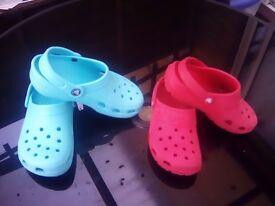 Children's croc's