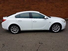 Vauxhall insignia 1.8 exclusiv '59 plate