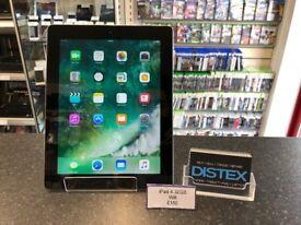 iPad 4 32GB Wifi Black
