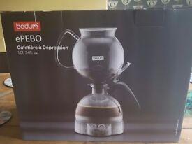 Brand new bodum Epobo coffee machine