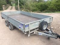 Ifor Williams LM105 trailer WANTED hampshire/ iow