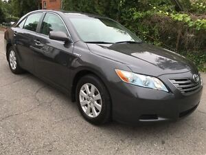 2008 Toyota CAMRY HYBRID XLE / 1 OWNER ALL SERVICE RECORD UP TO  Kitchener / Waterloo Kitchener Area image 8