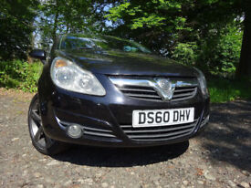 60 VAUXHALL CORSA 1.2 SXI 5 DOOR,MOT DEC 017,2 OWNERS,2 KEY,PART HISTORY,STUNNING EXAMPLE THROUGHOUT