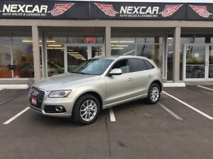2014 Audi Q5 3.0L PROGRESSIV AWD NAVI LEATHER 109K