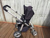 ICandy Apple to Pear double buggy