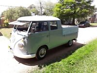 VW Splitscreen | Type 2 T1 | Project Buses & Affordable Restorations | Sourcing & Importing