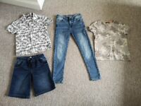 Boys clothes 10-11 yrs, from George