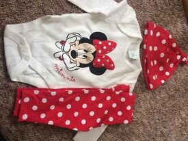 Big Baby girl clothes bundle 0-3