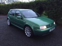 Collectors item? Mint 2001 Volkswagen Golf GTi mk4 1.8T trade in considered,credit cards accepted