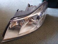 Skoda Octavia Passenger side headlight