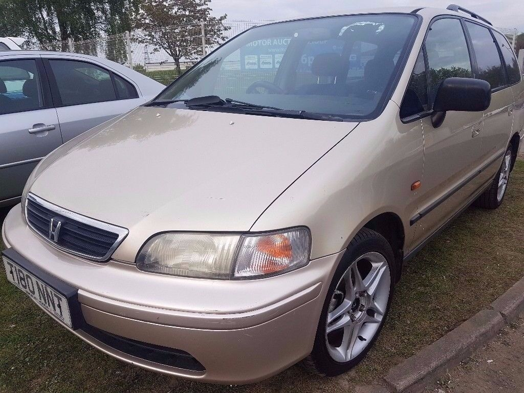1999 HONDA SHUTTLE 2.3 AUTOMATIC..7 SEATER.