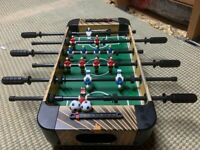 Table Top Football game / Foosball