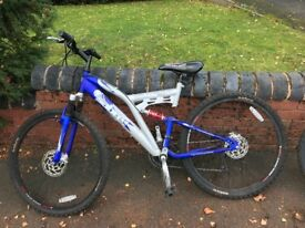 Men's gent mountain bike