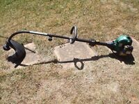 Hi this is my petrol Strimmer / Trimmer 26cc, it has not had much use and its in fall working