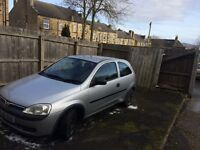 Vauxhall corsa verry good condition Nice and cheap