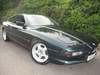 1996 BMW 840 Ci 4.4 V8 *LOW MILES *2 OWNER* *FULL BMW S/H* 850 740 750 540 coupe M3 M5 730 535