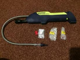 Bacharach leak detector