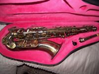 TENOR SAXOPHONE John Packer JP042V