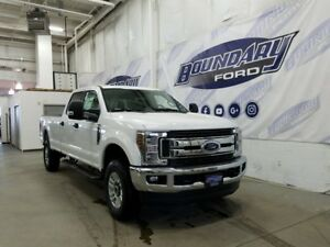 2018 Ford Super Duty F-350 SRW XLT 6.2L Gas