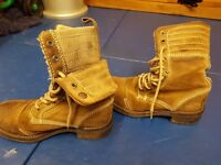 Womens Superdry Boots Size 5