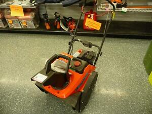 Blow out sale Simplicity Snow Blowers starting at $599.95
