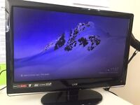 Logik TV 22'' HD ready 1080p LED iDTV Combo - (Built-in DVD player)