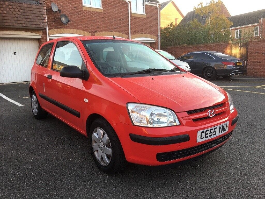 Hyundai Getz, 12 Months MOT, Full Service History, Mileage:59k, HPI Clear,  Drives Greatly