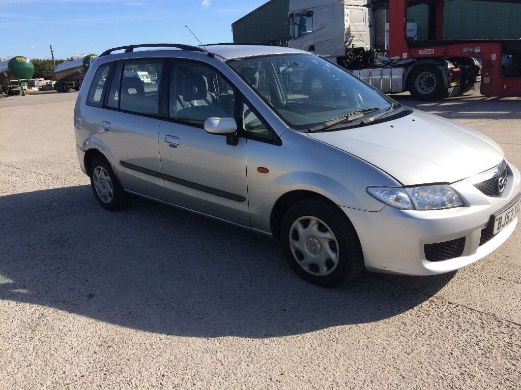 mazda premacy 2 0 gxi diesel 2003 53 in lytham st annes lancashire gumtree. Black Bedroom Furniture Sets. Home Design Ideas