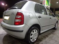 2003 skoda fabia 5 door 1.9 diesel moted and taxed DRIVEAWAY OR DELIVERY AVAILABLE