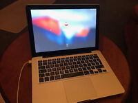 Macbook 13 inch, Late 2008, 256gb, 2gb RAM, dual 2.4gb Processor, El Capitan PLEASE READ DESCRIPTION