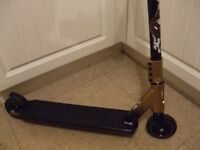BLUNT KOS STUNT SCOOTER....USED...£60....PX YOUR OLD SCOOTER