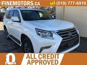 2015 LEXUS GX460 *FULL-TIME 4WD *4.6-liter V8 *REAR-SEAT ENTERTA