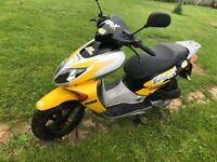 Honda X8r 50cc scooter moped spares or repairs