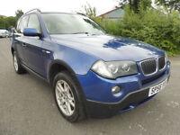 2006 (56) BMW X3 2.0 Diesel SE 6 Speed Manual, Diesel, 5dr SUV