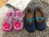 Next Shoes Infant Size 3