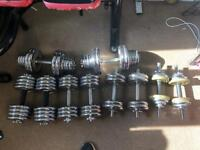Full weight training gym open to sensible offers