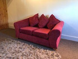 Habitat 2 Seater sofa *As New*