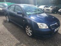 Toyota avensis 2.2 D4d 55 plate starts and drives £450 no offers