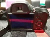 Sony snapshot dsc400 camera