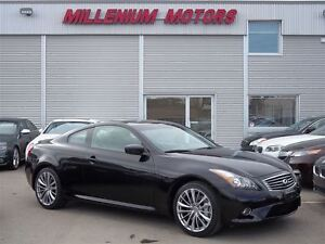 2012 Infiniti G37X S AWD COUPE / SPORT/ B.CAM/ SUNROOF/ LEATHER